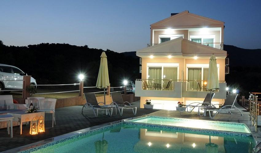 Apartmánový dům De Sol Luxury Apartments - Limenaria