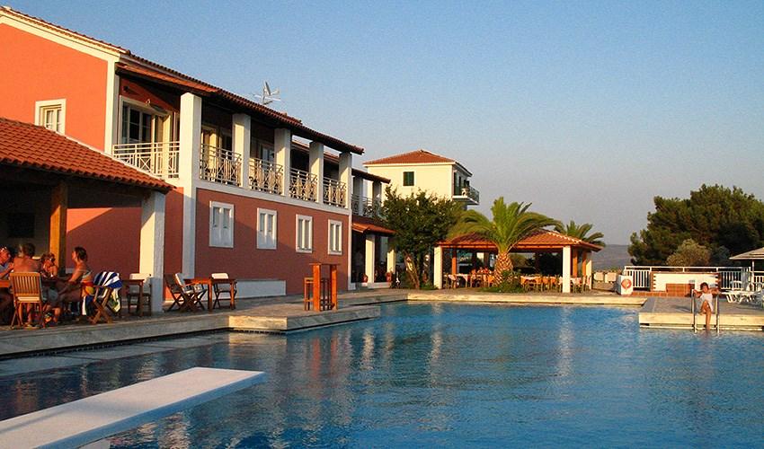 Hotel Mykali -