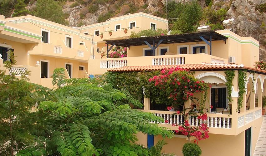 Aparthotel Kyra Panagia - Karpathos