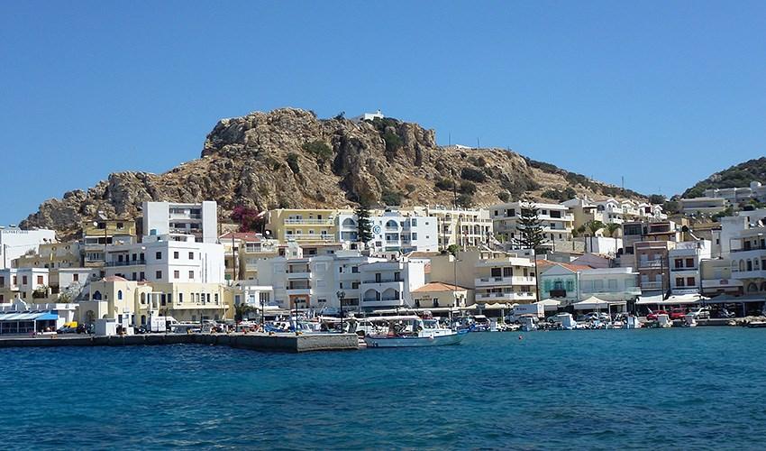 Kombinace ostrovů Karpathos + Rhodos