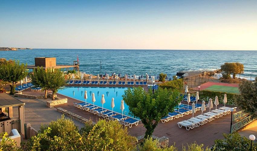 Hotel Silva Beach - Kréta