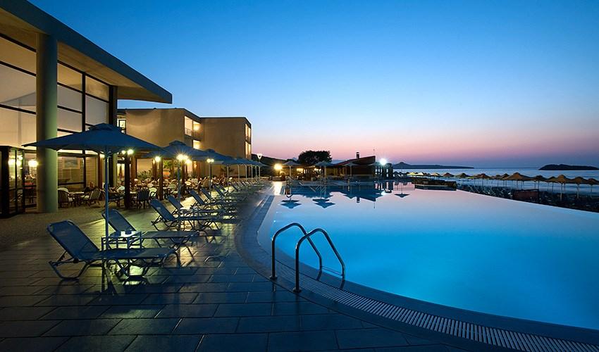 Hotel Aks Minoa Palace - Kréta
