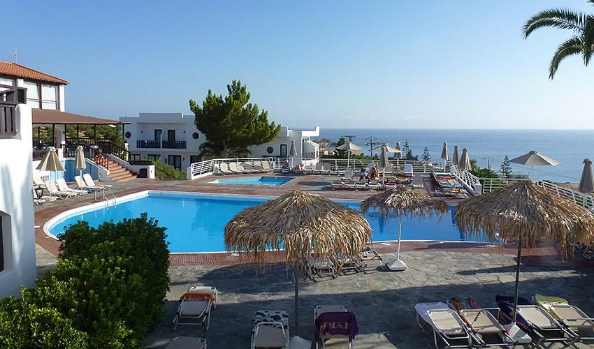 Hotel Hersonissos Village & Bungalows - Kréta