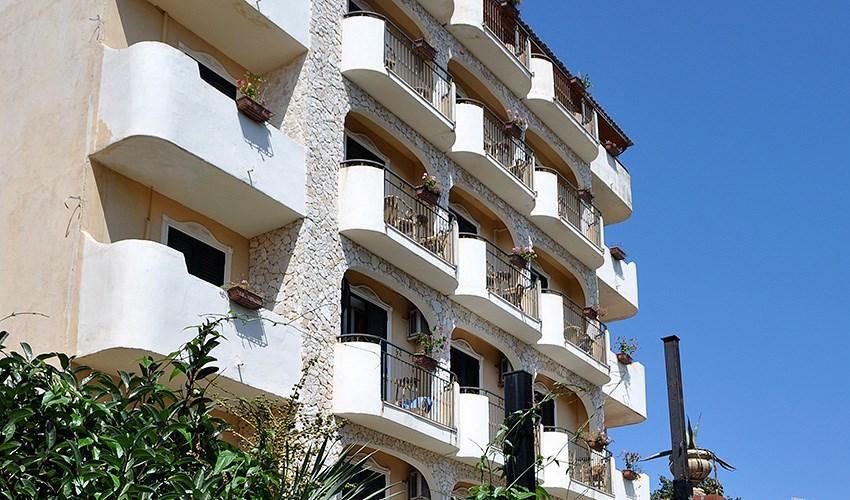 Hotel Villa Linda - Sicílie