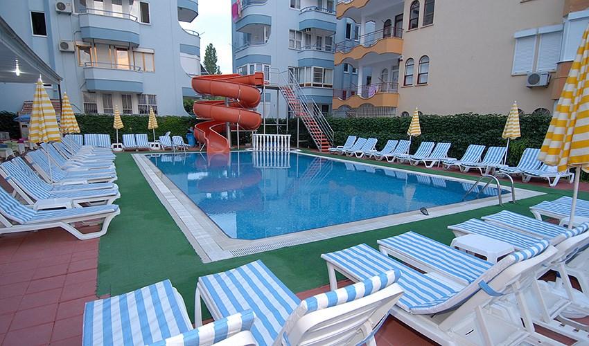 Hotel Millennium Park - Turecko