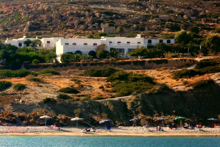 Hotel Poseidon Beach -