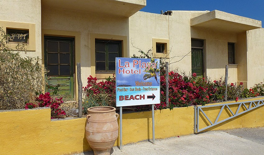 Studio La Playa Beach