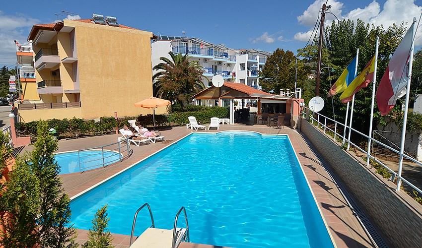 Apartmánový dům Marialena - Thassos