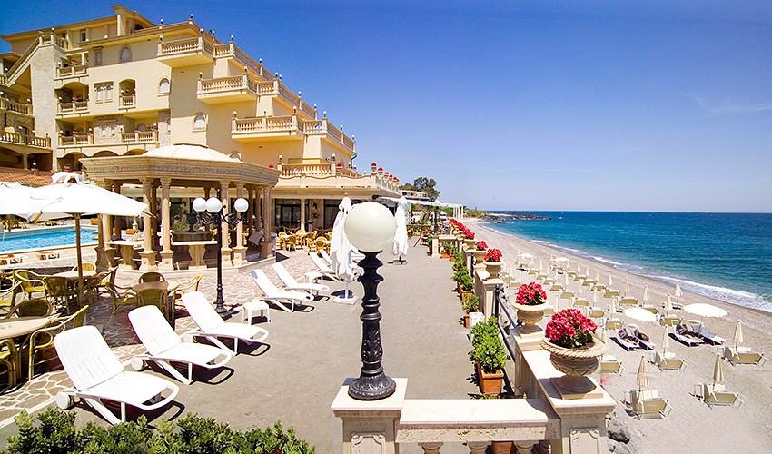 Hotel Hellenia Yachting - Sicílie