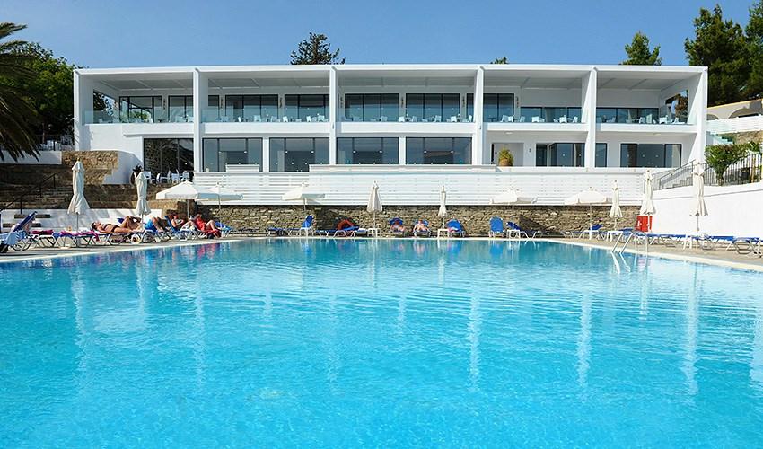 Hotel Smartline Ellia - Lardos