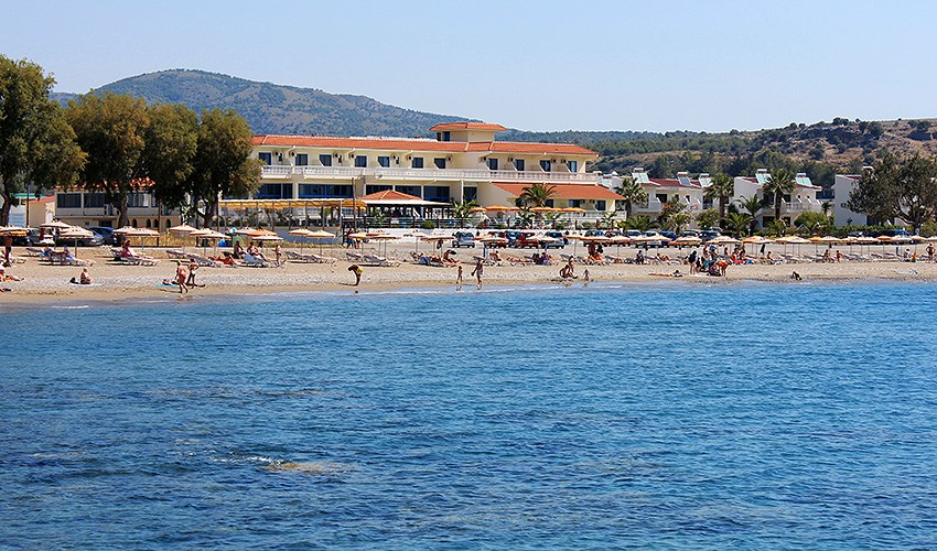 Hotel Kamari Beach - Rhodos