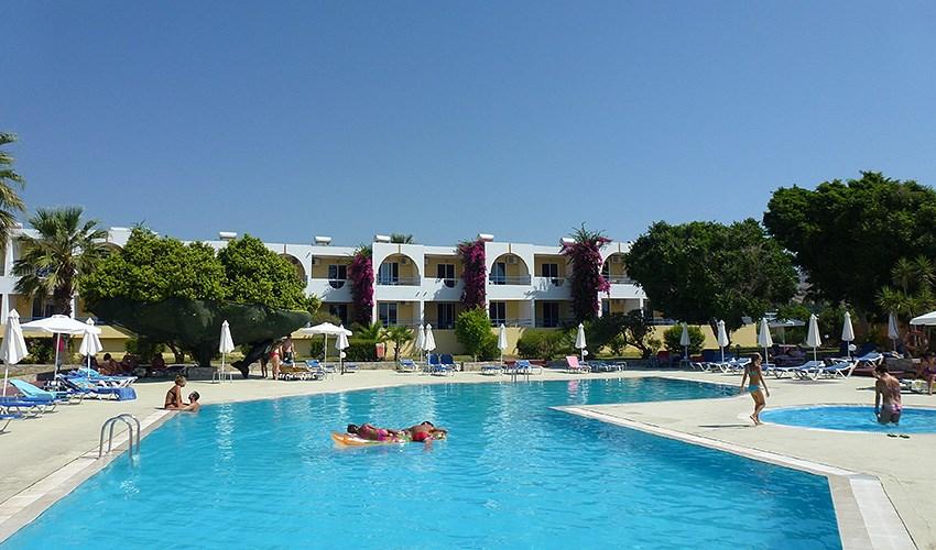 Hotel Lardos Bay - Rhodos