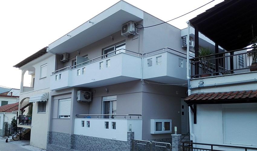 Apartmánový dům Green View