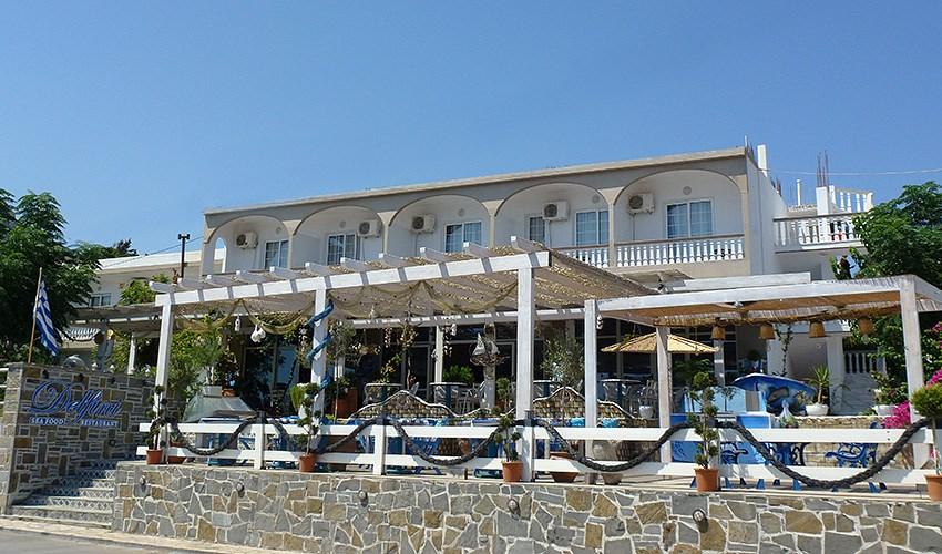 Hotel Delfini Beach