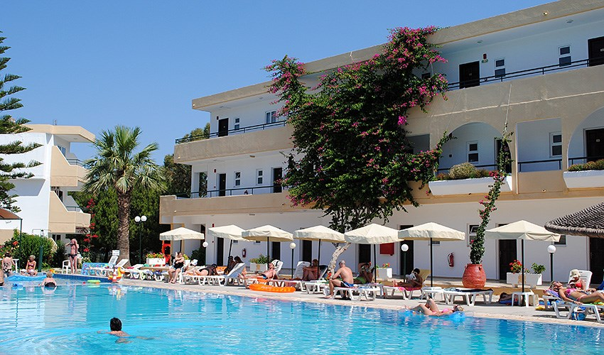Hotel Marathon - Rhodos