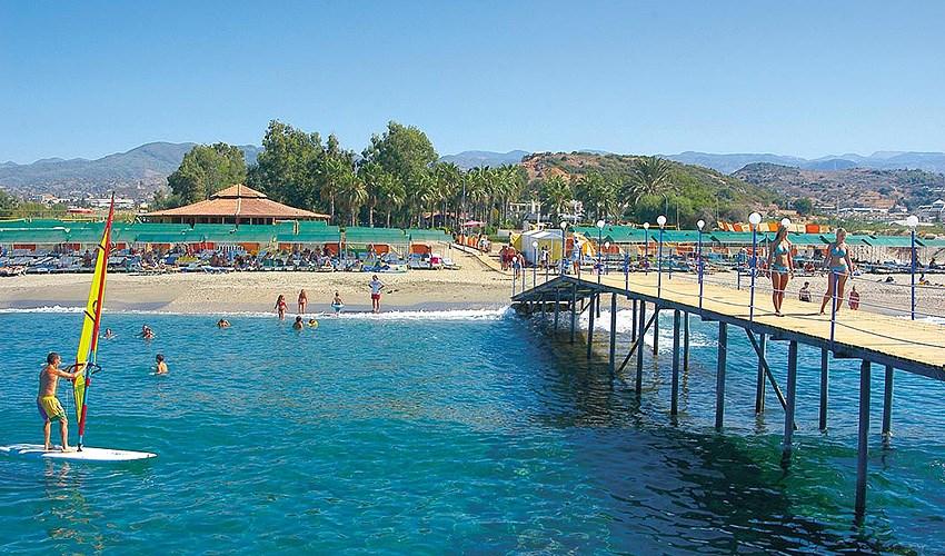 Hotel Club Kastalia - Turecko