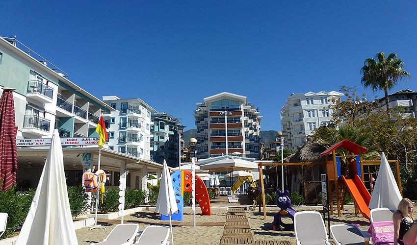 Hotel Xperia Saray Beach - Turecko