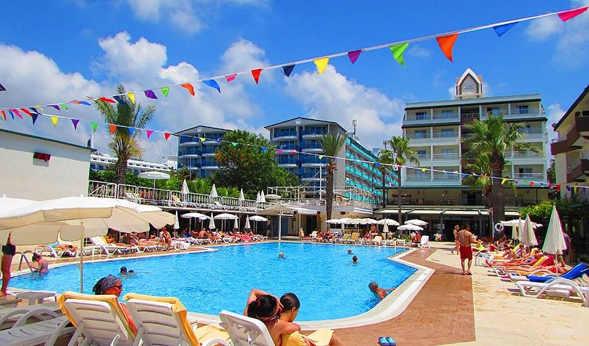 Hotel Galeri Resort - Turecko