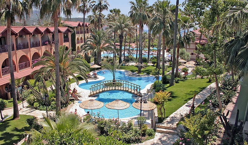 Hotel Club Tropical Beach - Turecko