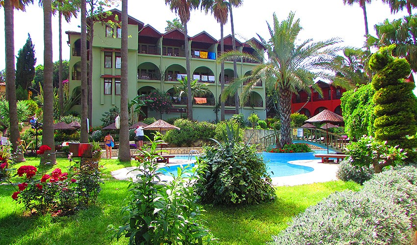Hotel Club Tropical Beach -