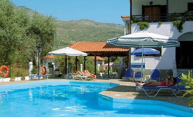 Hotel Sylvia -