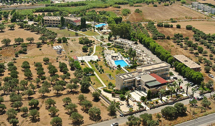 Hotel Olive Garden - Lardos