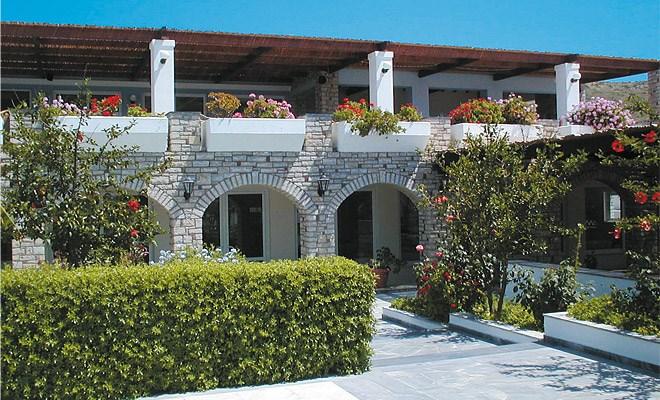Hotel Zefiros Beach -