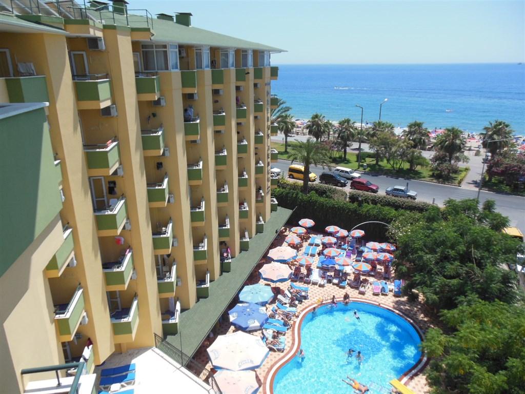 Hotel Kleopatra Dreams Beach