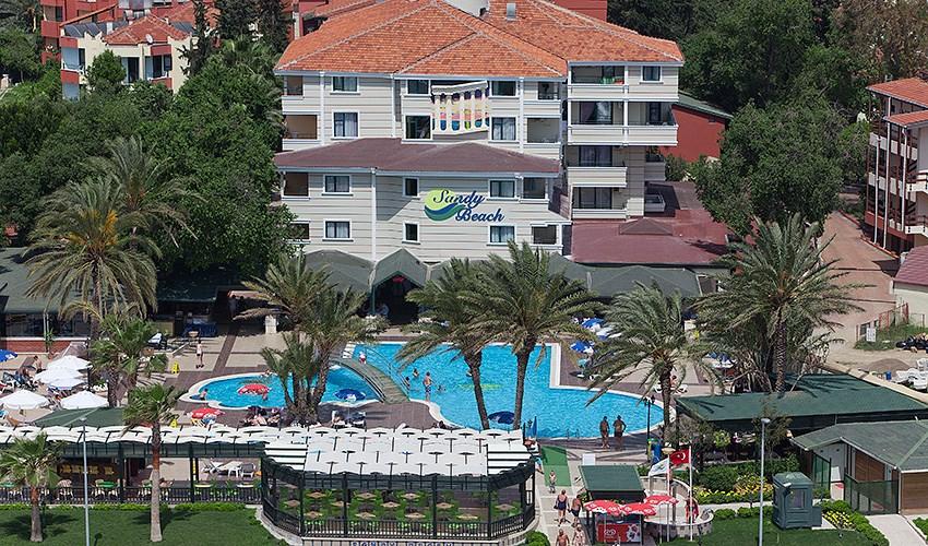 Hotel Sandy Beach - Turecko