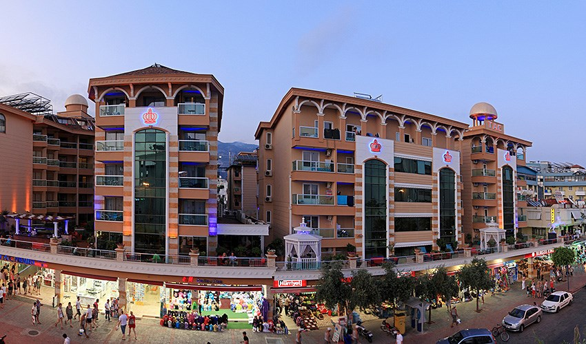 Hotel Tac Premier - Turecko