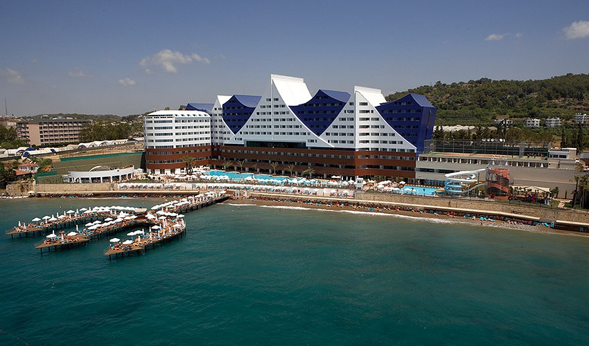 Hotel Orange County Resort - Alanya - Turecko