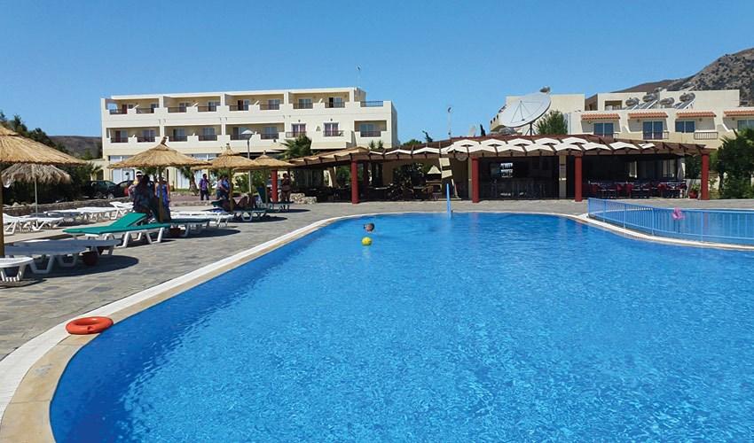 Hotel Evripides Village Beach -