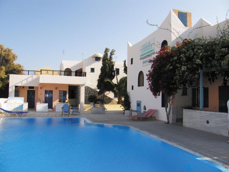 Apartmánový dům Villa Limnes