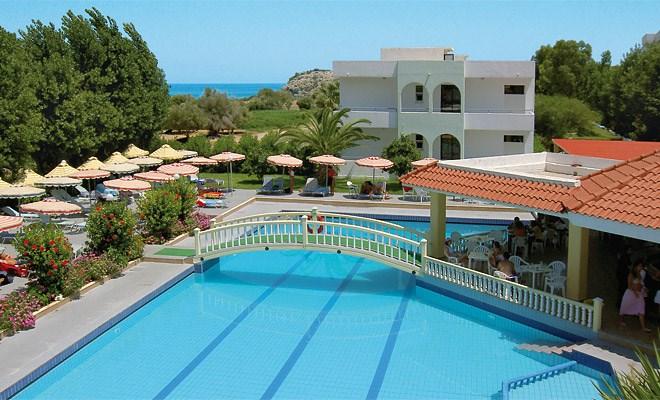 Hotel Memphis Beach -