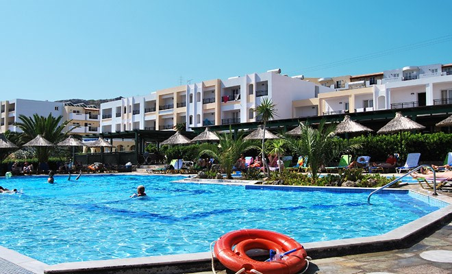 Hotel Mediterraneo - Kréta