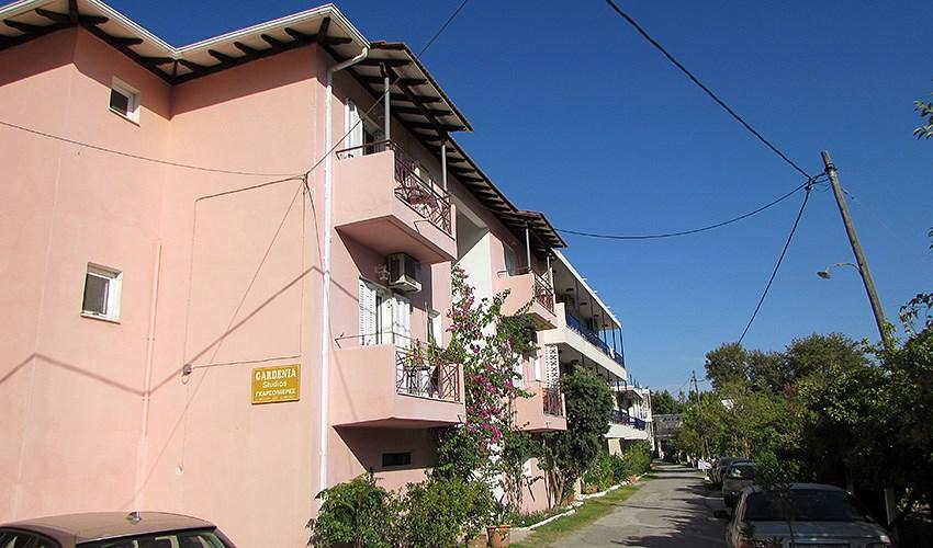 Apartmánový dům Gardenia - Lefkada