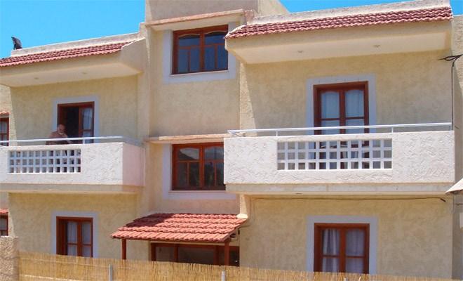 Apartmánový dům Agapi