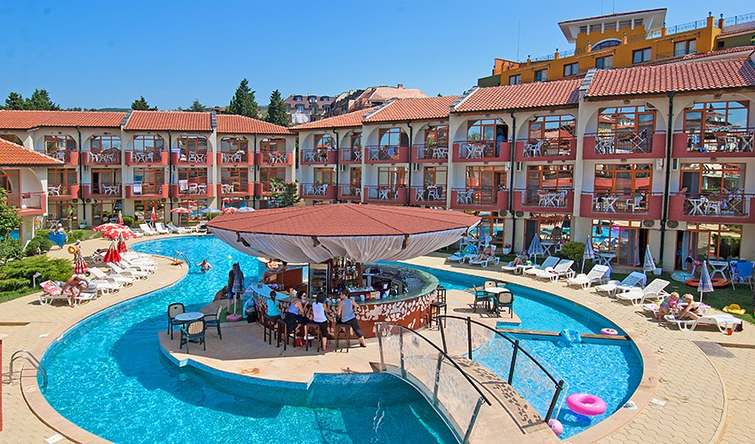Hotel Complex Sunrise Club - Slunečné pobřeží
