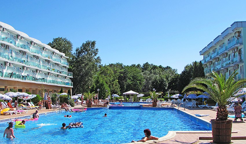 Hotel Kotva - Slunečné pobřeží