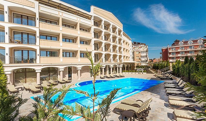 Hotel Siena Palace -