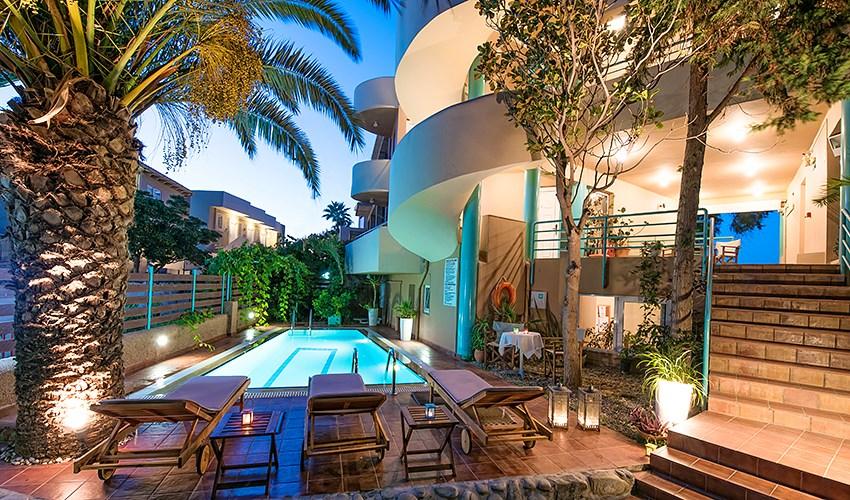 Aparthotel Seafalios - Chania