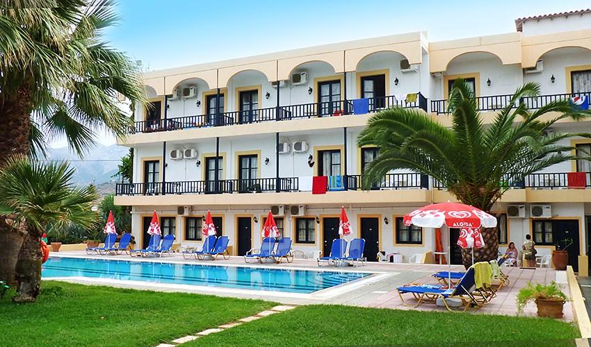 Hotel Malia Bay Beach & Bungalows -