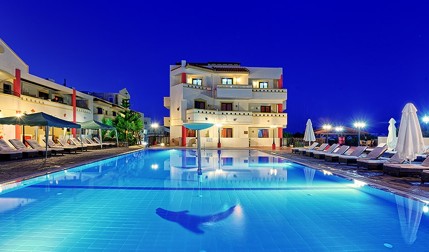 Hotel St. Constantin - Heraklion