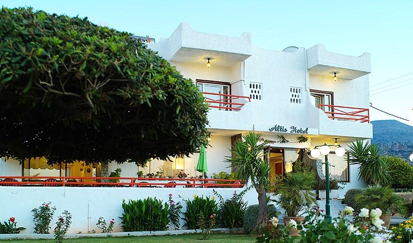 Hotel Altis - Kréta