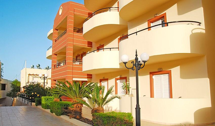 Apartmánový dům Elpis - Korfu