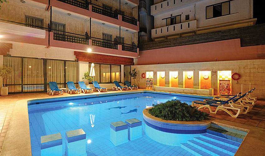 Hotel Agrabella - Kréta