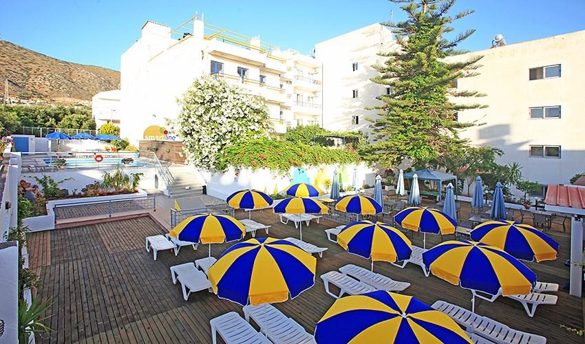 Hotel Sergios - Korfu