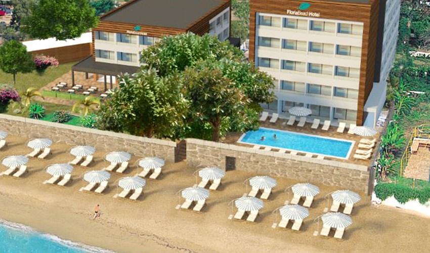 Hotel Floria Beach - Turecko