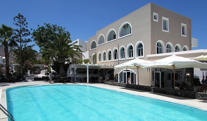 Hotel Makarios - Santorini