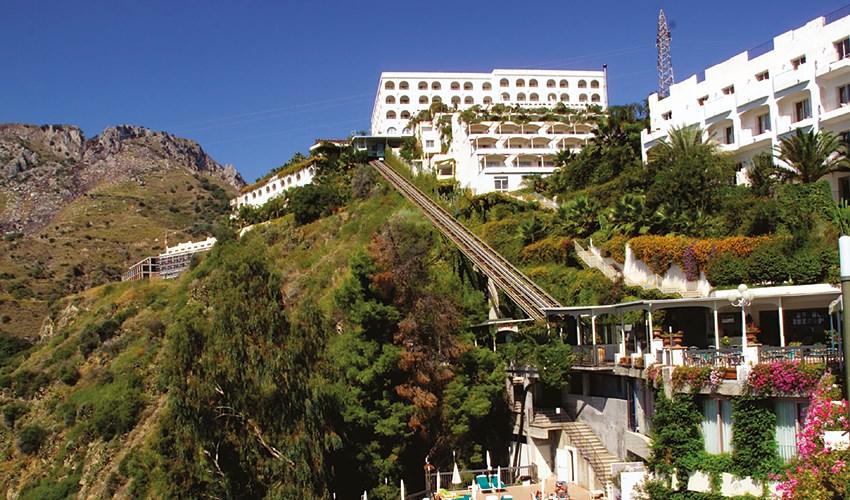 Hotel Antares - Sicílie